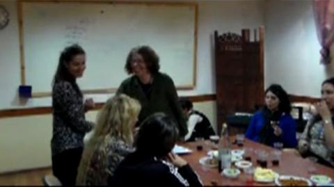 יום ההילולא של רחל אימנו - הרבנית יעל שניידר - יום רביעי - 21.10.15