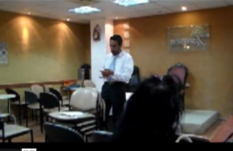 'אורן בן דוד - 'לחשוב מחוץ לקופסא שיעור במדרשה שירת ירושלים - יום שלישי -21.6.16