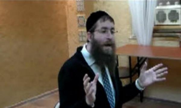 הרב יעקב אסטרייכר - בחירה חופשית של מערכת הרגשות