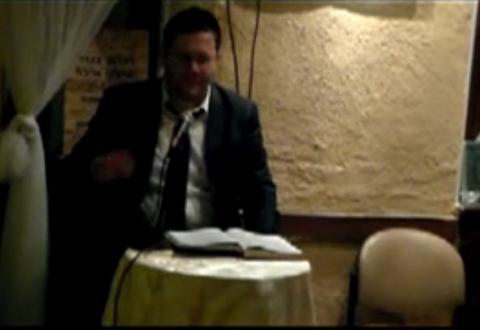הלכות שבת - הרב אהרון אליה - יום שלישי - 6.9.16