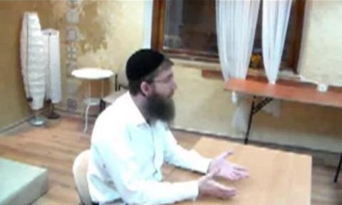 יעקב אסטרייכר - במסגרת הרצאות מודעות - הכח הזיכרי מול הכח הנשי בבריאה